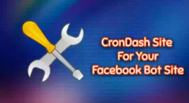 Set Cron Job On Your Facebook Bot Site Without Any Website