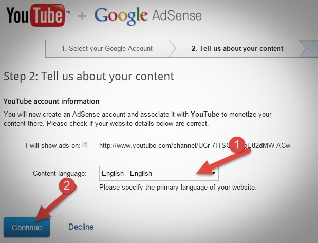 YouTube Videos Monetize And Add Adsense Account In YouTube Channel To Earn Money Kaise Kare