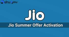 How to Activate Jio Summer Offer in Hindi
