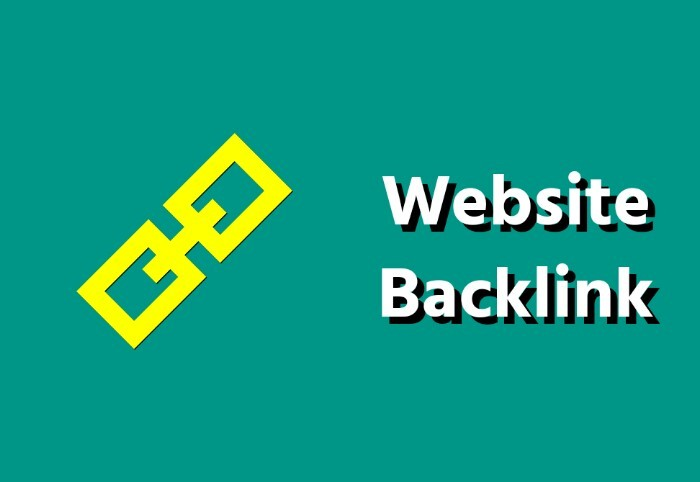 Website Backlink