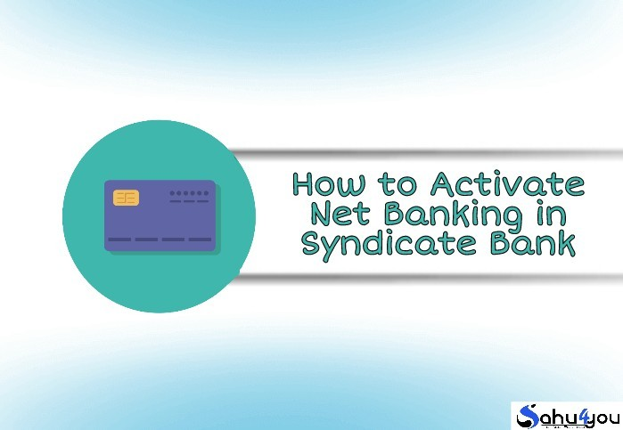 Syndicate Bank Net Banking Register Kaise Kare