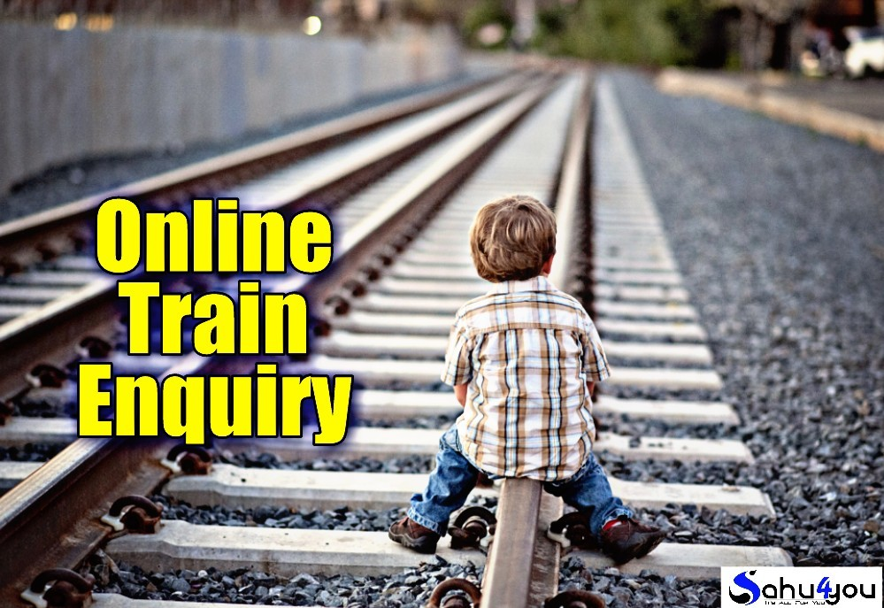 Train Enquiry, Train Time Table, Train Schedule, Train Running Location