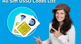 All Sim Ussd Code List 2018 Number Ki Detail Ke Liye