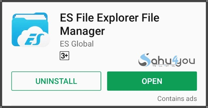 Download Es File Manager