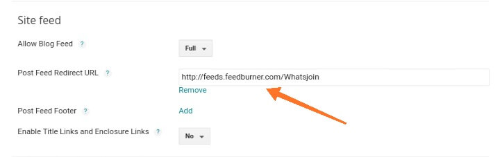 how to use feedburner