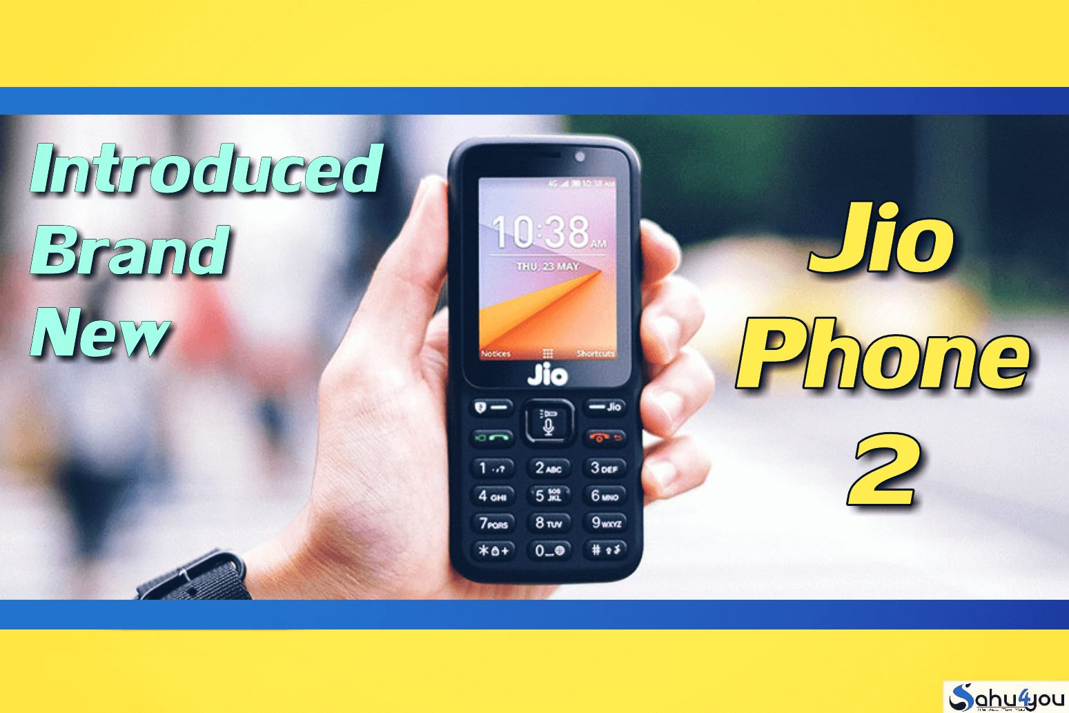 Jio Phone 2 Price, Specifications, Features
