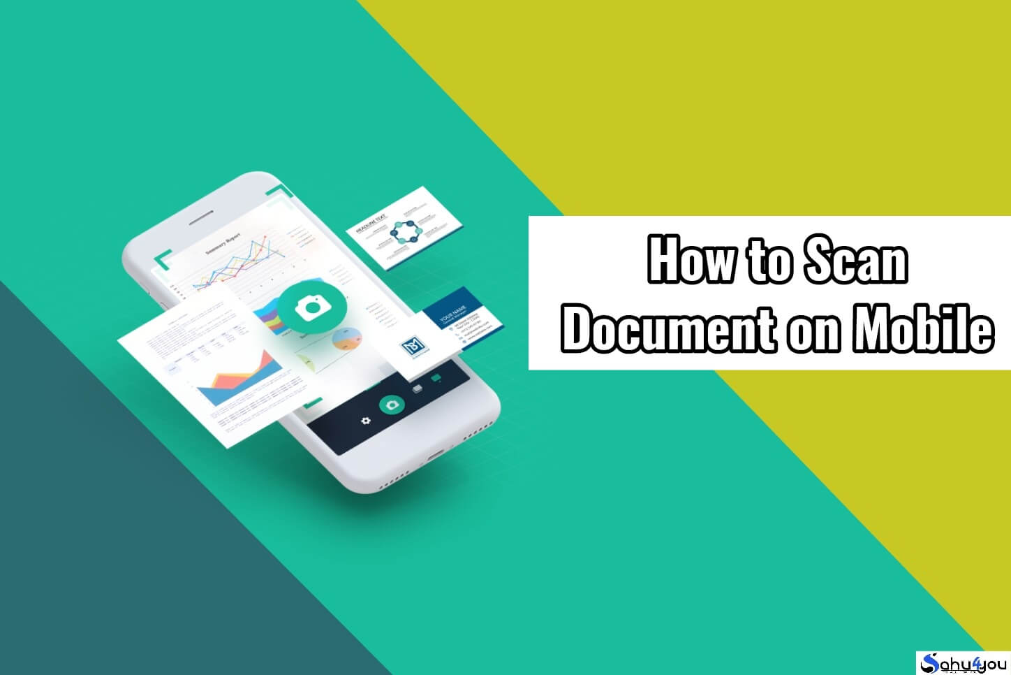 Mobile Se Document Scan Kaise Kare