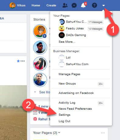 how to remove phone number from facebook in mobile