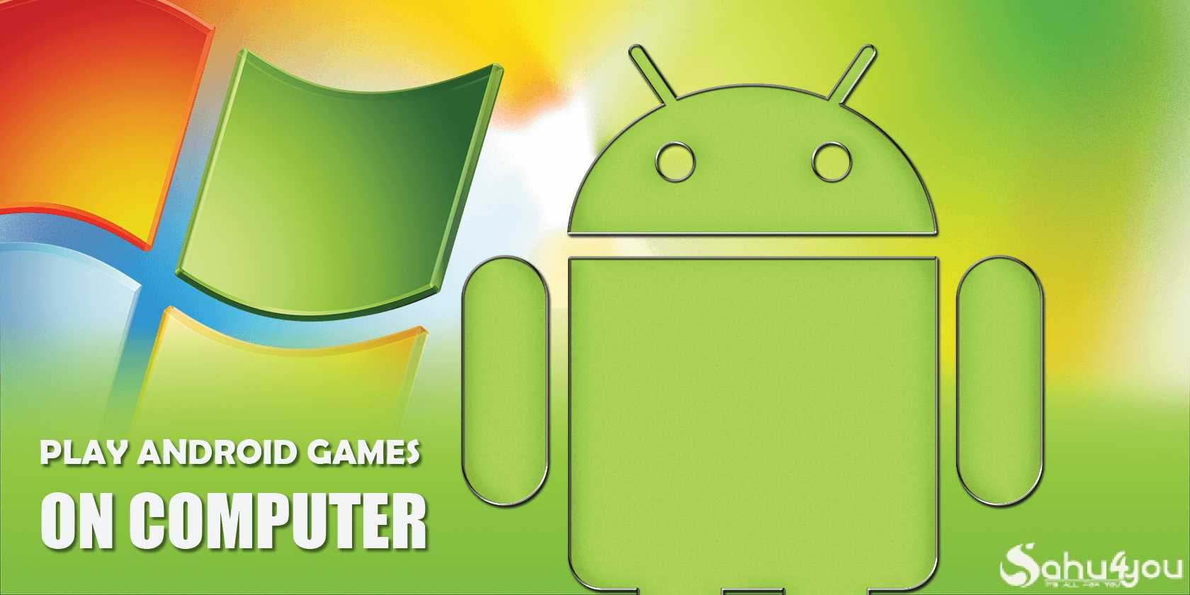 Computer Me Android App Kaise Install Kare or Chalaye