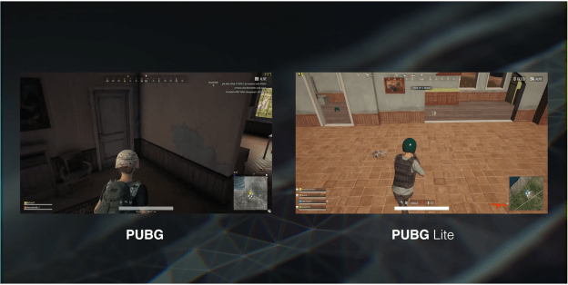 Pubg Pc Vs Pubg PC Lite Compare
