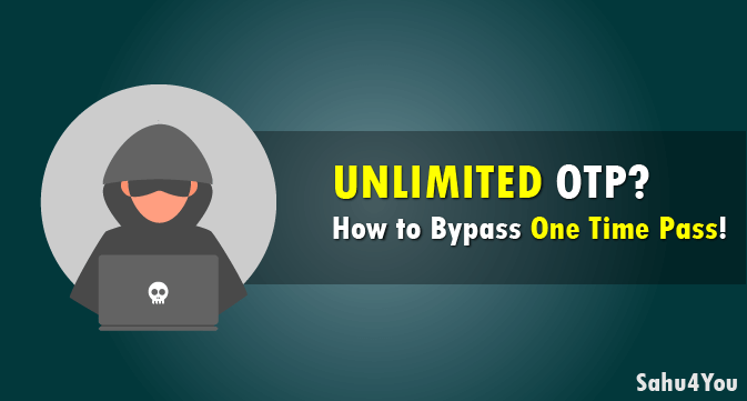 How To Hack-Bypass OTP in Hindi