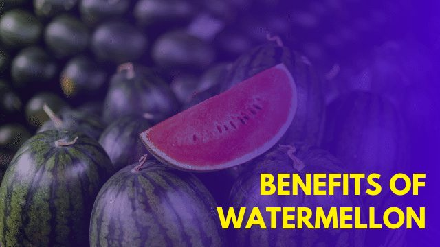 Benefits of Watermellon in Hindi