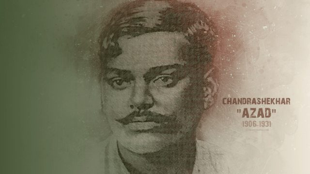 Chandras Sekhar Azad Bio in Hindi