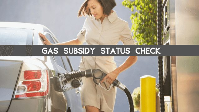 Gas Subsidy Status Check Kaise Kare