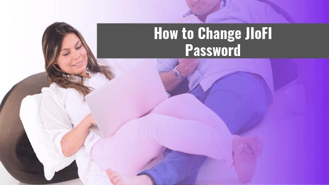 How to Change JIoFI Password in Hindi