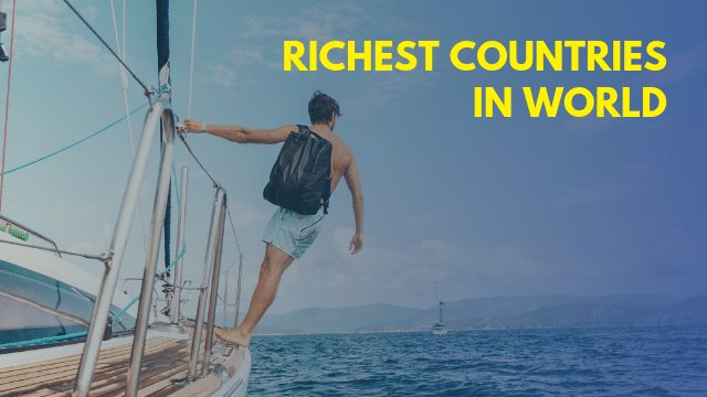 Richest Countries In World in Hindi