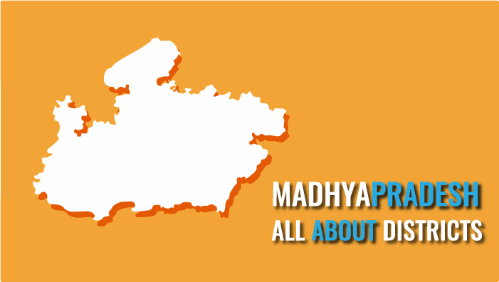 Madhya Pradesh Names of Districts in Hindi