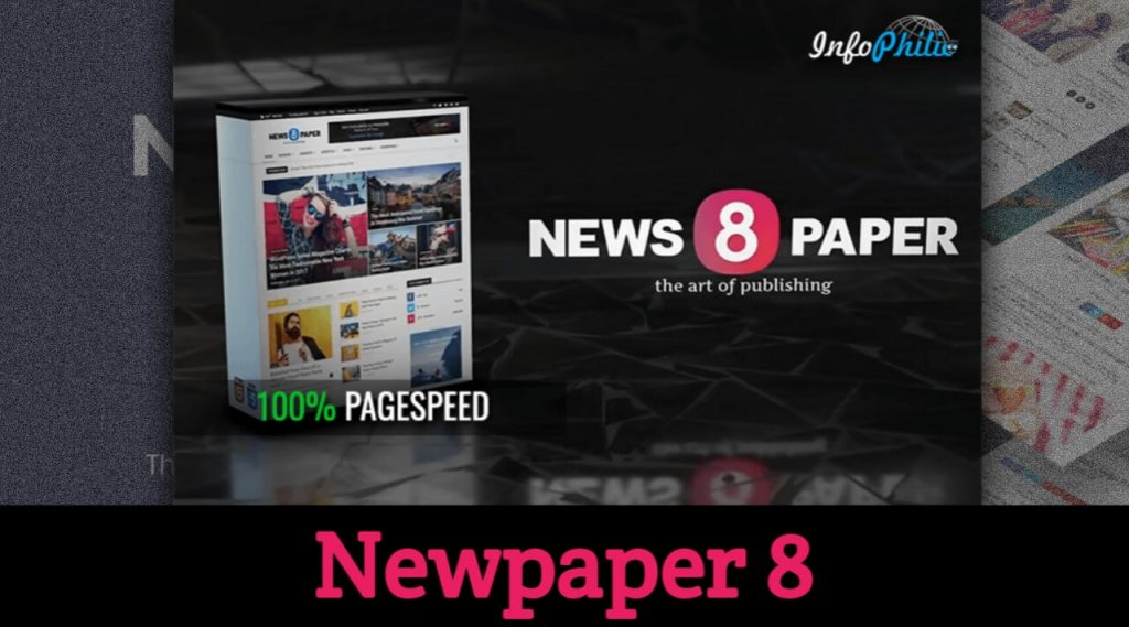 Newspaper WordPress Theme For Free
