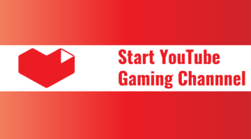 Youtube Gaming Channnel Start Kaise Kare
